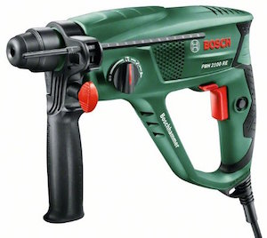 Der Bohrhammer Bosch PBH 2100 Re der Home-Series